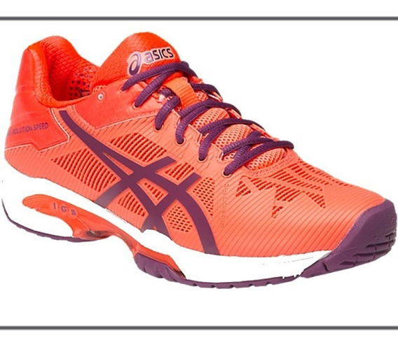 Tênis Asics Gel Solution Speed 3