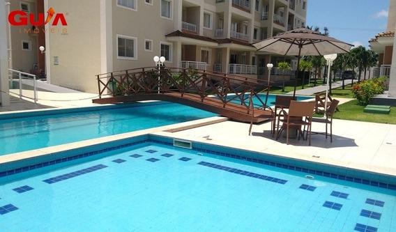 Apartamento Com 03 Quartos A Venda No Reserva Passaré - 1396