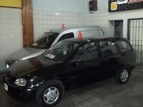 Chevrolet Corsa Wagon Aire Y Direcc Gnc