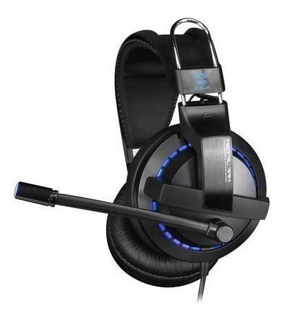Headset Gamer E-blue Cobra-x Ehs951 Microfone