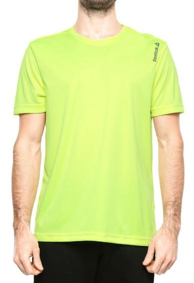 Playera Reebok Hombre Crossfit Verde Gym Croosfit S98915