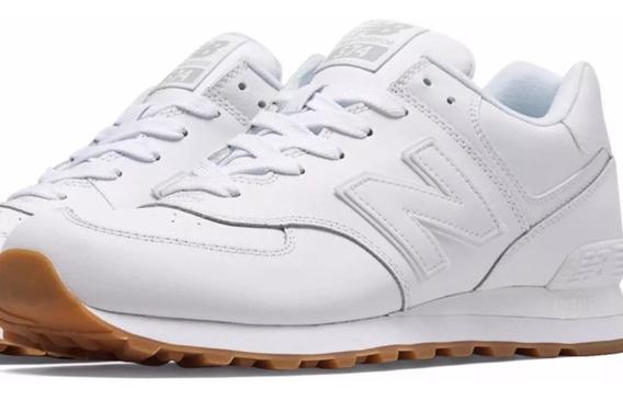 Zapatillas New Balance Total White Unisex Originales!!