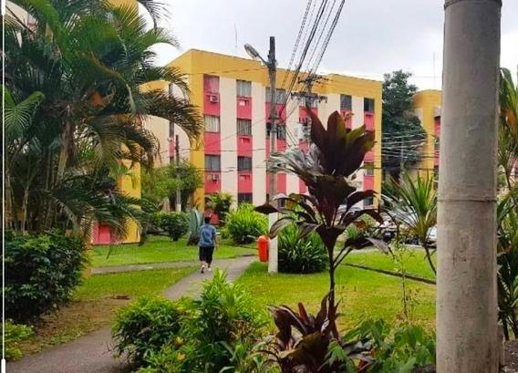 Apto Com 3 Quartos, Cond. Fechado, Centro De Campo Grande.
