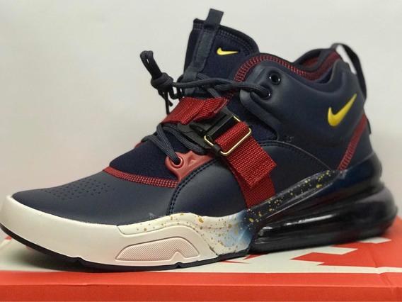 Zapatos Nike Air Force 270 (55manzanasverdes)