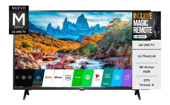 Smart Tv Led 43 LG Um7360 4k Uhd Webos