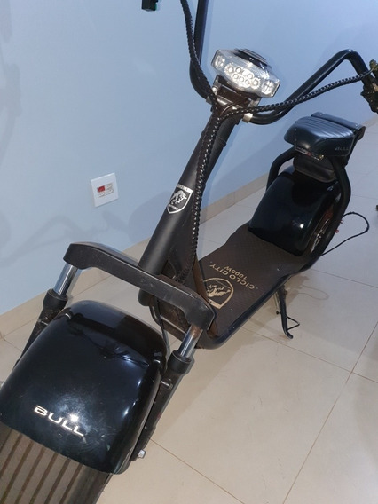 Bull Motors Scooter Elétrica