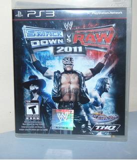 Wwe Smackdown Vs Raw 2011 Ps3