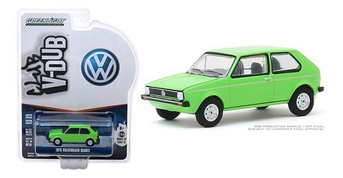 Greenlight Club V-dub 1975 Volkswagen Rabbit 1:64