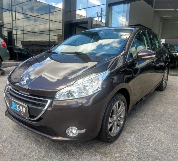 Peugeot 208 1.6 Griffe 16v Flex 4p Automatico 2015