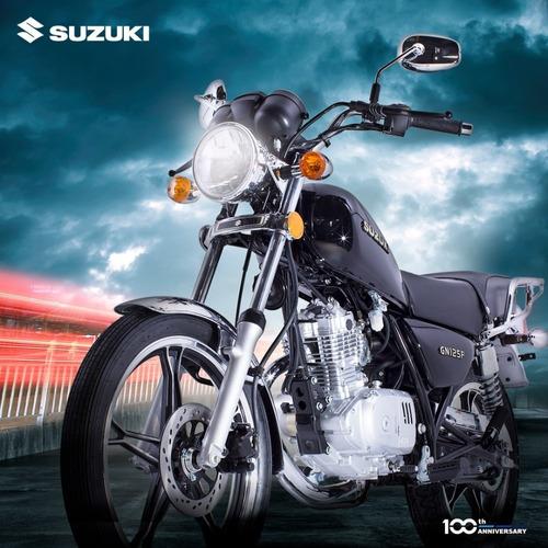 Suzuki Gn125f Entrega Inmediata Financiacion Bbva 60 Cuotas