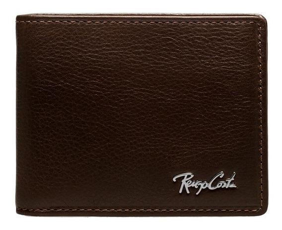 Billetera Para Hombre Renzo Costa-wp Etr-17 587254 D.brown