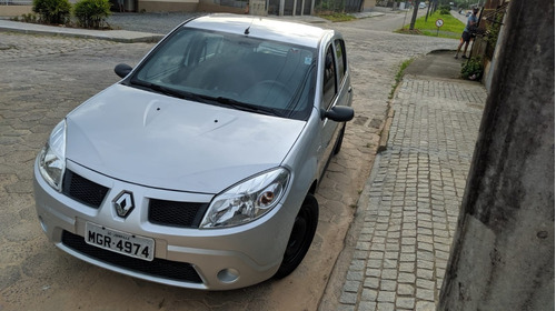 Renault Sandero 1.6 8v Expression 2009