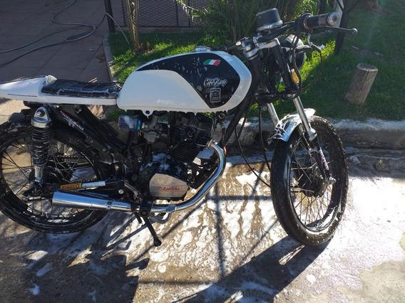 Zanella Tricargo 125 Xt