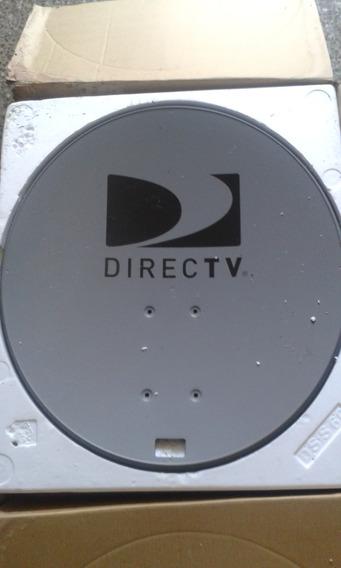 Antena Satelital , D=60 Cm Sirve Di--rec--tv, Muvi--star