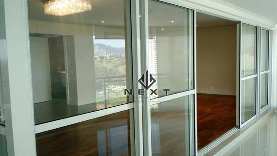 Apartamento Com 4 Dormitórios À Venda, 261 M² Por R$ 2.200.000 - Alphaville Empresarial - Barueri/sp - Ap0254