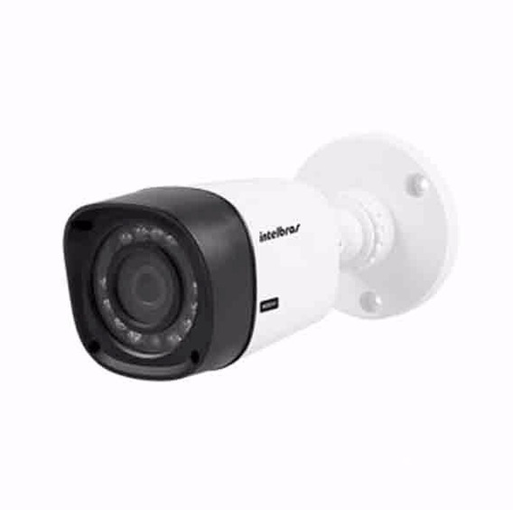 Camera Intelbras Infra Hdcvi 720p Hd Vhd 1010b 3,6mm 10 M