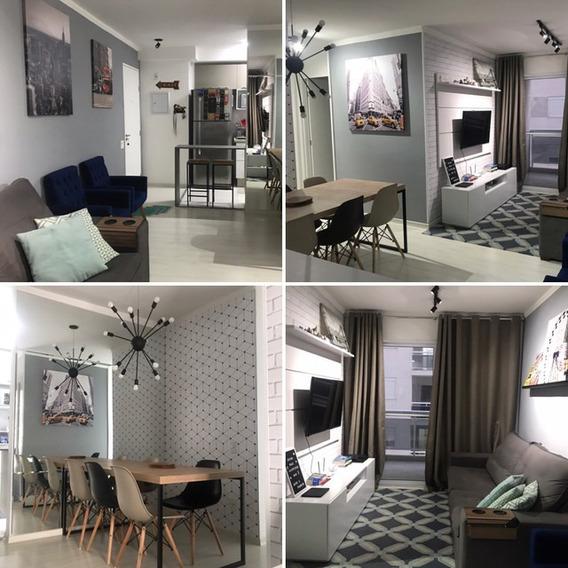 Apartamento - Brás - 2 Dormitórios Caapfi460124