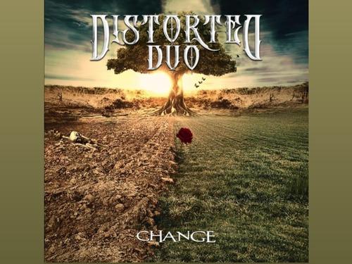 Pré Venda Cd Distorted Duo - Change Album Autografado