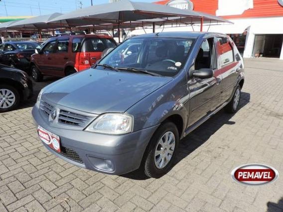 Renault Logan Expression 1.0 16v Hi-flex, Mgl5354