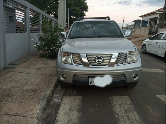 Nissan Frontier Automática Completa, Aceito Troca Por Carro