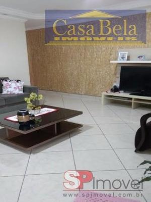 Casa Residencial À Venda, Vila Domitila, São Paulo. - Ca1496