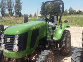 Tractor Doble Tracción Compacto Frutero Tipo New Holland
