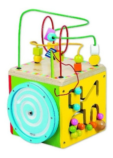 Juguete Cubo De Multiactividades