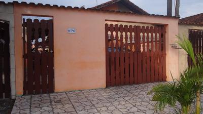 Casa Barata Em Excelente Localização Em Mongaguá!! Ref.:5769