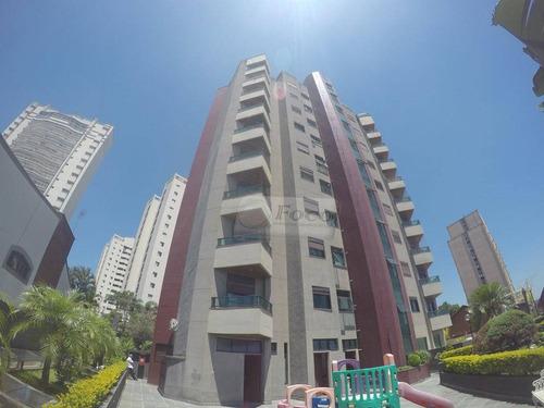 Apartamento Residencial Para Venda E Locação, Centro, Guarulhos. - Ap0605