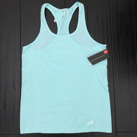 Musculosa Under Armour Threadborne Dama Gym Fitness Running