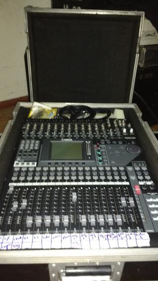 Mesa De Som Digital Yamaha 01v96i - Usada Semi Nova