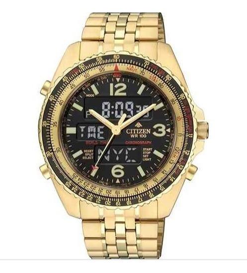 Relógio Citizen Promaster Wingman Vi Jq8003-51e Tz10075z