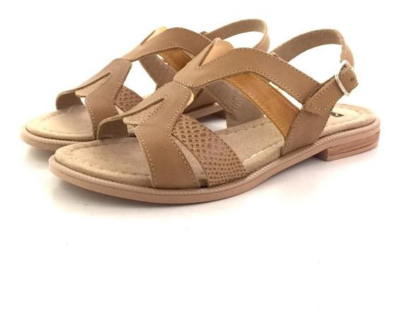 Encore 114 Sandalia Cuero El Mercado De Zapatos!!