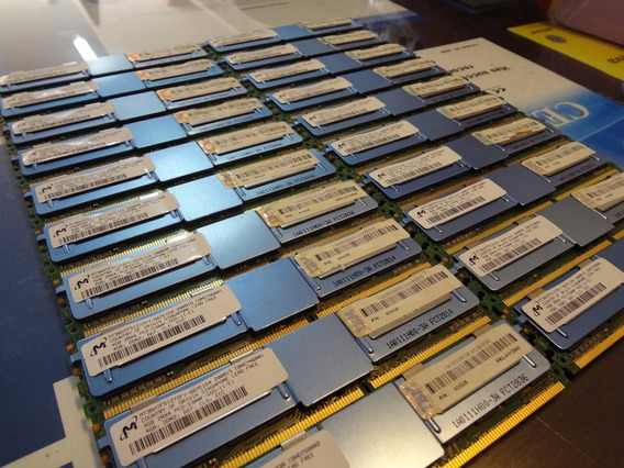 Memoria Fb-dimm 16gb 4x4gb Pc2-5300f Apple Mac Pro A1186