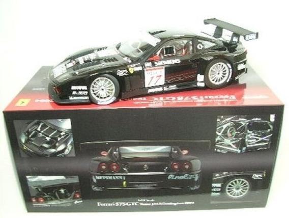 Ferrari 575 Gtc Tem Jmb Donington 2004 1/18 Kyosho
