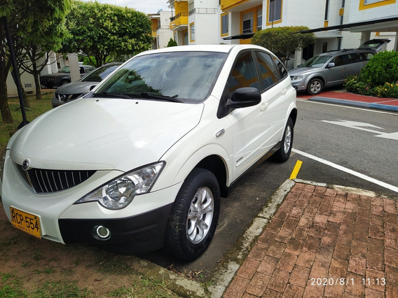 Ssangyong Actyon 2011 Mt / Full 2.3