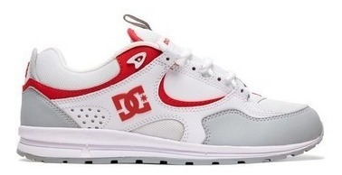 Tênis Dc Shoes Kalis Lite Se Imp - White Gray White