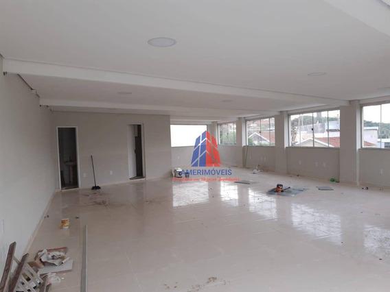 Sala Para Alugar, 120 M² Por R$ 2.000,00/mês - Vila Nossa Senhora De Fátima - Americana/sp - Sa0056