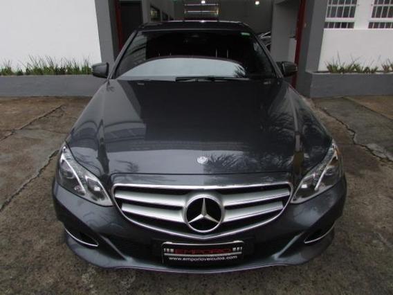 Mercedes-benz E 250 2.0 Avantgarde 16v Turbo Gasolina 4p