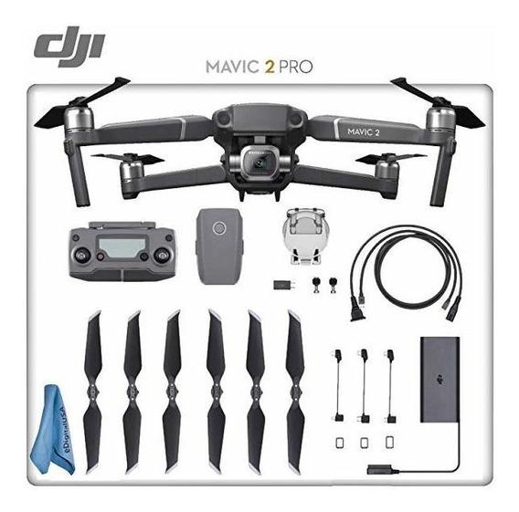 Camara Dji Mavic 2 Pro Drone Hasselblad Starters Bundle ®