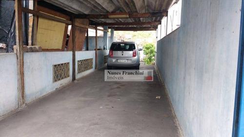 Terreno À Venda, 306 M² Por R$ 500.000,00 - Imirim - São Paulo/sp - Te0078