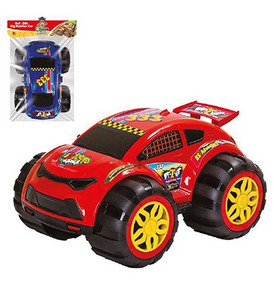 Carro Big Panther Action Colors Roda Livre Na Solapa