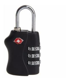 Cadeado De Viagem Tsa Travel Lock Executivo Segredo
