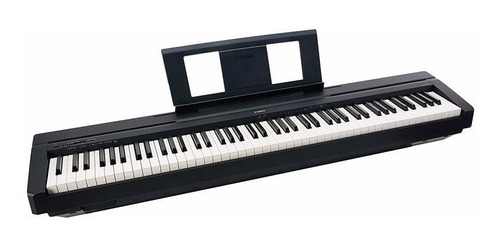 Piano Digital Yamaha P45 + Transfo Original -garantía -envío
