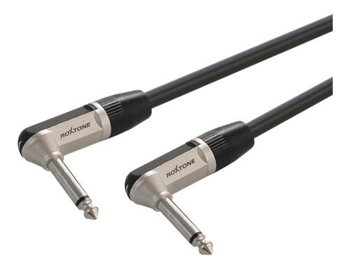 Cable Roxtone Sgjj130l015 Plug 90° Plug 90° Interpedal 15cmp