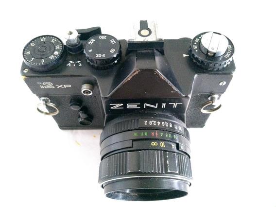 Camera Fotográfica Zenit 12xp