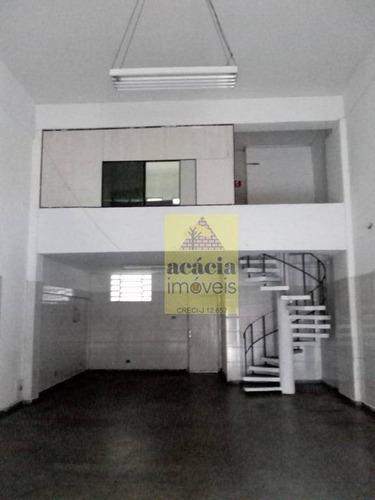 Imagem 1 de 7 de Prédio Para Alugar, 284 M² Por R$ 8.000,00/mês - Vila Pereira Barreto - São Paulo/sp - Pr0078