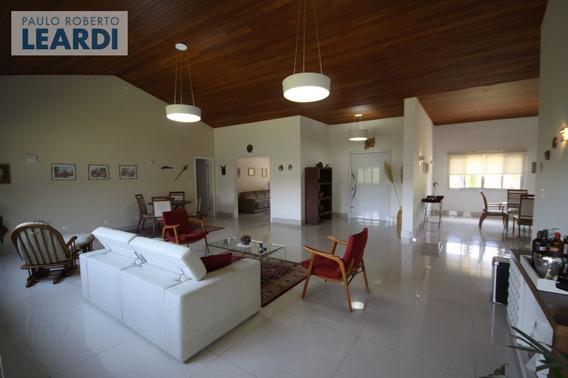 Casa Em Condomínio Condomínio Ecoville - Araçariguama - Ref: 521115