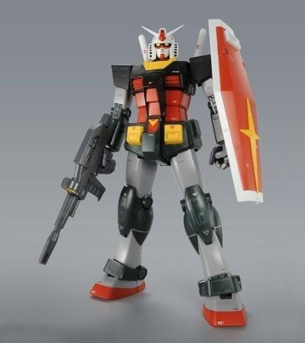 Master Grade Mg 1/100 Rx-78-2 Gundam Ver.2.0 Color Real