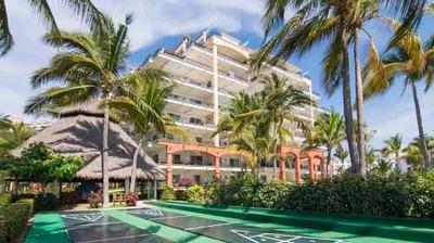 Departamento A La Venta En Playa Royale, Frente A Las Hermosas Playas De Nuevo Vallarta